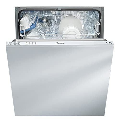 41tkeFPxS6L. SS500  - Indesit DIF04B1 Fully Integrated Dishwasher A plus Energy Rating