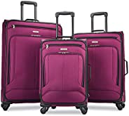 American Tourister Pop Max 3-Pc. Softside Luggage Set Pop Max 3-piece Softside (Sp21/25/29) Luggage Set With S