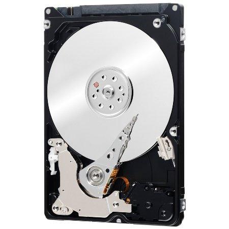 Western Digital - WD Black WD3200BEKX - Disque dur - 320 Go - interne - 2.5'' - SATA 6Gb s - 7200 tours min - mémoire tampon : 16