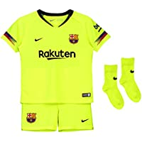 Nike 2018-2019 Barcelona Away Baby Kit