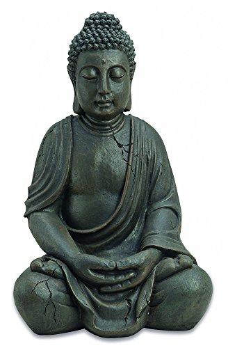 Buda Sentado 50 cm (polirresina)