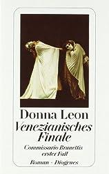 Venezianisches Finale: Commissario Brunettis erster Fall (detebe)