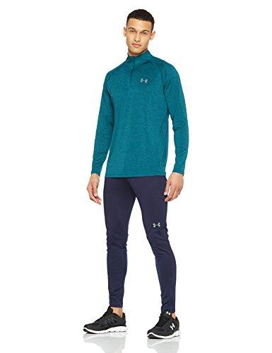 Under Armour Herren Ua Tech 1/4 Zip Fitness-Sweatshirts Tourmaline Teal