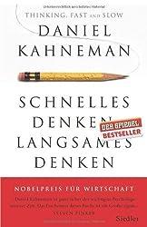 Schnelles Denken, langsames Denken von Daniel Kahneman Ausgabe 17 (2012)