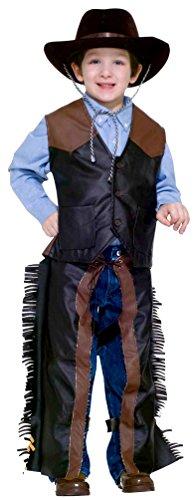 Kostüm Cowboy Forum - Forum Novelties Kinder verkleiden Cowboy Kostüm, eine Farbe, klein