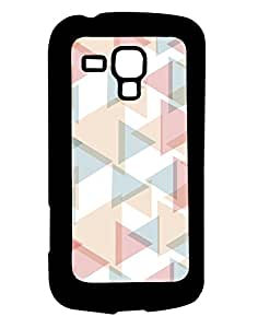 Pickpattern Hard Back Cover for Galaxy S Duos S7582