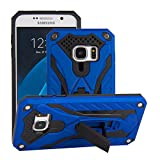 Forhouse Phone Hülle für Samsung Galaxy S7 Hülle Skin Durable Protective Case Back Bumper Cover [ Blue ]