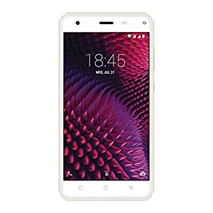 Jivi Prime P300 Android 7.0 4G VoLTE Dual Sim(4G+4G) Smartphone with OTG Support