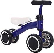 Baby Balance Bike, Children's Walker, Children's Riding Toy Balance Baby Walker Stroller Walking Bicycle Suitable for Indoor