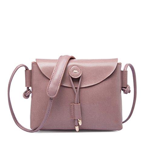 Monospalla piccolo pacchetto/vintage messenger bag/borse da donna per il tempo libero-D F