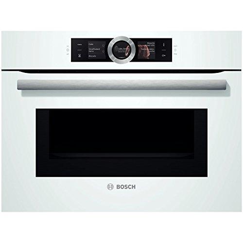 Bosch CMG636BW1 four - fours (Moyenne, Intégré, Electrique, Blanc, toucher, 30-300 °C)