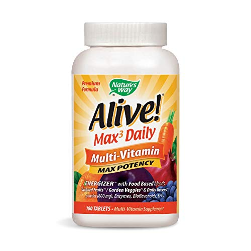 Nature' s way Alive. Multivitaminico