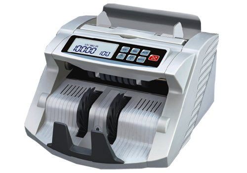Bambalio BEE-4000 Currency Counter with Fake Note Detector with 1 Year Warranty