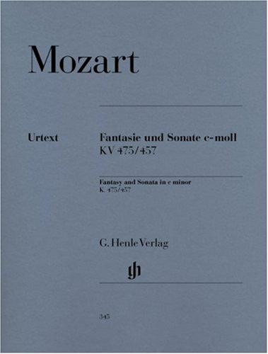 c-moll KV 475/457. Klavier ()