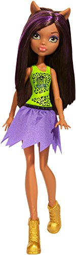 Monster High Cheerleading Clawdeen Doll