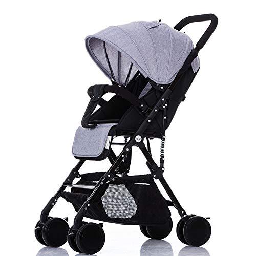 Kaysa-TS Baby Stroller, Reisesystem, Hochlandkinderwagen, Zweiweg-Vorder-und Rücksportwagen