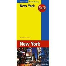 Plan de ville : New York (avec un index)