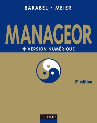 Manageor - 2e édition + version numéri...