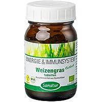 WEIZENGRAS TABLETTEN 400 mg 250 St Tabletten preisvergleich bei billige-tabletten.eu