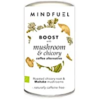 MindFuel Boost - Cafetera alternativa para seta de chicoria, 120 g