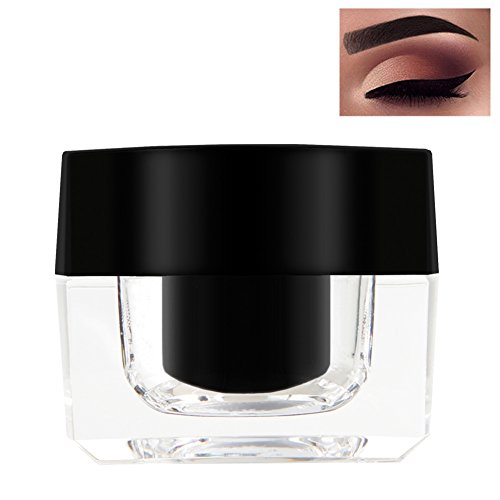 ROMANTICBEAR Gel Sourcils Waterproof Crème Eyeliner Etanche Gel Cosmetique En Brush Sets (A4)