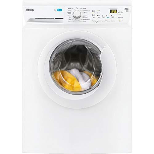 Zanussi ZWF71443W LINDO100 7kg 1400rpm Freestanding Washing Machine - White