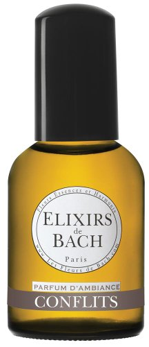 Les Fleurs De Bach Konflikte Behandlung Duft 50ml Spray (Natürliche Depression Relief)