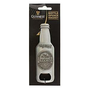 Guinness - 3D Bottle Shape Bottle Opener Souvenir Refrigerator Magnet