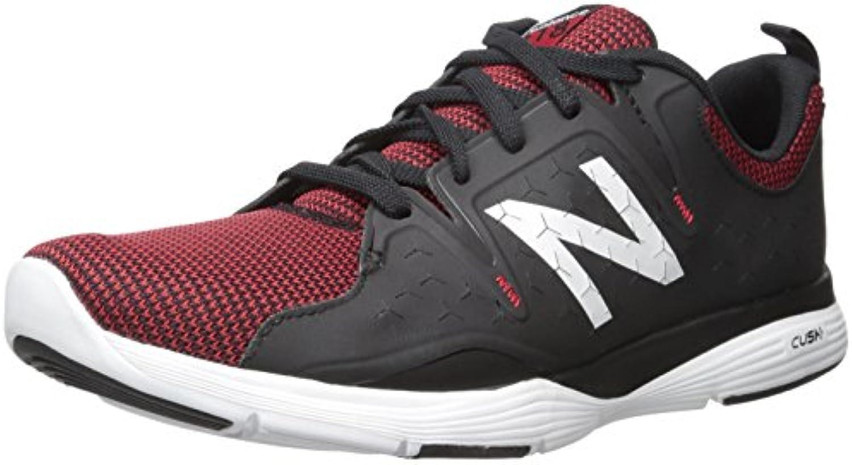 New Balance 818 mx818br1 Trainer Zapatillas Alcance D Negro/Naranja
