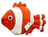Tickles Orange Finding Nemo Stuffed Soft...