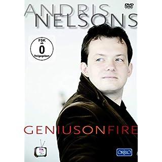 Andris Nelsons: Genius on Fire (documentary plus bonus material [DVD]