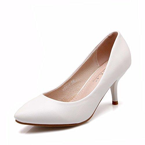 Hauts Nouvelles De Talons Unique Le Étudiant Chaussures Travail Printemps Chaussures De LAutomne Sauvage À HXVU56546 White Et Durant gCvw7X7qY