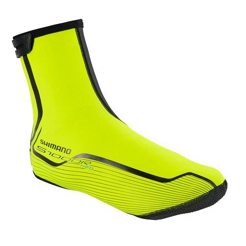 Shimano Überschuhe Asphalt H2O/S1000R, Neon Gelb
