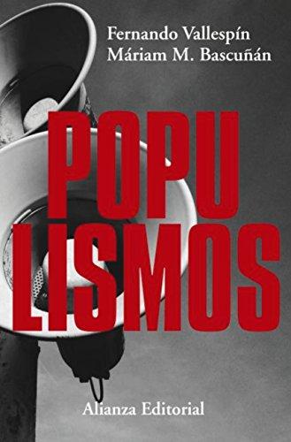 Populismos (Alianza Ensayo) por Fernando Vallespín