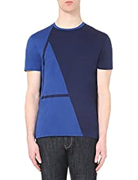 Armani Jeans - Camiseta - para hombre azul turquesa XL