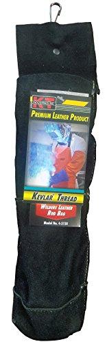 k-t Industries Leder Rutentasche (Beschichtete Metall-tabellen)