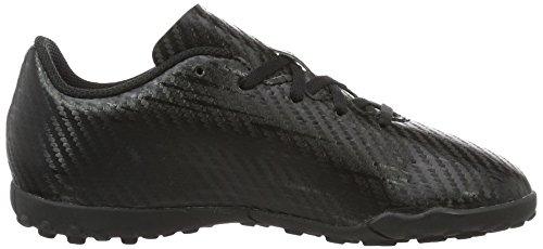 adidas X 16.4 Tf, Scarpe da Calcio Unisex – Bambini Nero (Core Black/Dark Grey)