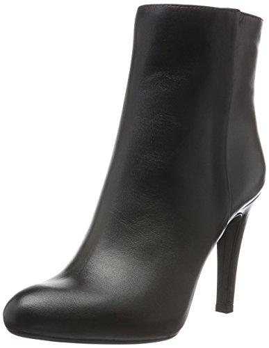Unisa - Piazza, Stivali bassi con imbottitura leggera Donna Nero (Nero (nero))