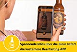 KALEA Bier Adventskalender mit 24 Bieren und 1 exklusivem Verkostungsglas (Edition deutsche Bierspezialitäten) - 5