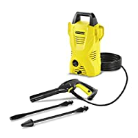 Karcher High Pressure Washer K 2 Compact - 1.673-121.0