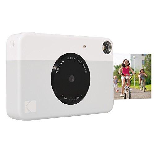 Kodak Sofortbildkamera PRINTOMATIC im Test