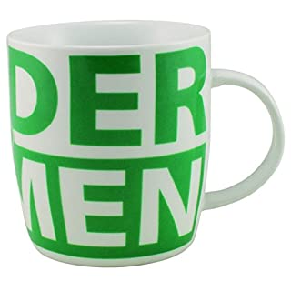 'ALCO Textile Werder Bremen Werder Bremen Mug, Polyester, White - white, size_name_copy_2/3