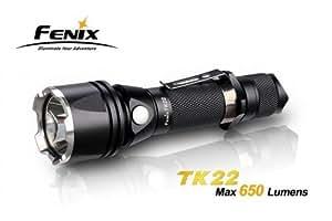 Fenix TK22 XM-L U2 Cree LED 650 Lumen