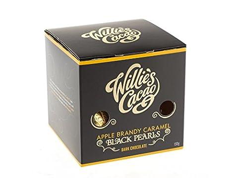 Willie's Cacao Apple Brandy Caramel - Rio Caribe 72 % - Karamell mit Apfelweinbrand