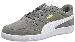 Puma Unisex-Erwachsene Icra Trainer SD Sneakers, Grau (Steel Gray-Puma White), 46 EU