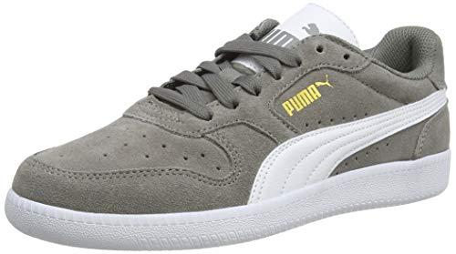Puma Unisex-Erwachsene Icra Trainer SD Sneakers, Grau (Steel Gray-Puma White), 40.5 EU -