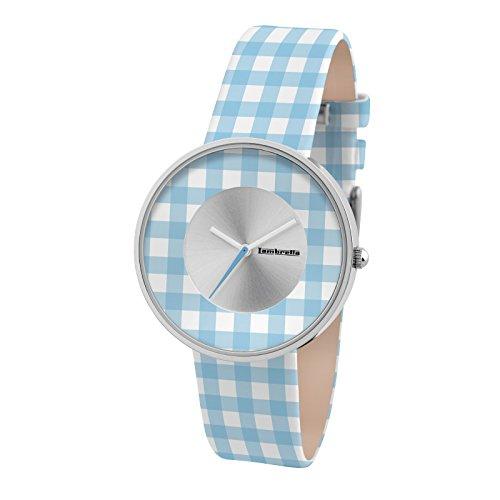 lambretta-cielo-vichy-noir-la2107-blu-montre-pour-femme-bleue-et-blanche-vichy-en-acier-et-cuir