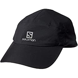 Salomon Waterproof Gorra Impermeable Unisex Adulto