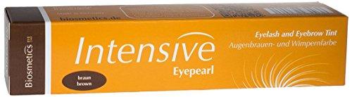 Biosmetics Intensive Wimpernfarbe, braun, 2er Pack, (2 x 0,02 L)