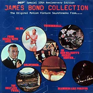 John Barry - The James Bond Collection